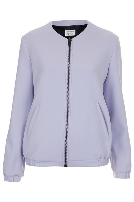 Neoprene Jacket By J.W. Anderson For Topshop - £170