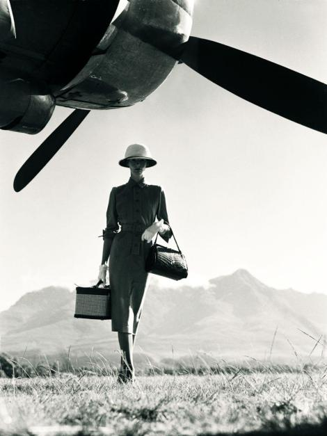 Norman Parkinson  - Travel
